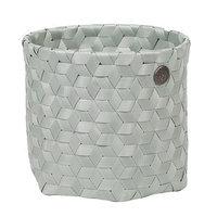 Handed By Basket Dimensional Eucalyptus, mandje van gerecyled plastic