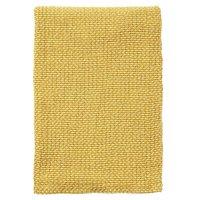 Klippan deken van Organic Cotton Basket Yellow