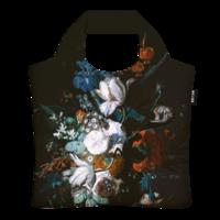 Ecozz opvouwbare tas van R-Pet, Vase with Flowers Jan van Huysum