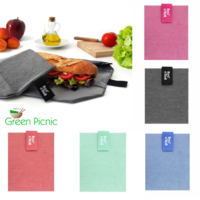 Boc 'n' Roll herbruikbare Sandwich/Food wrap Eco