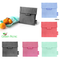 Roll'eat - Snack 'n 'Go herbruikbare snack bag Eco
