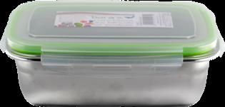 Dora's RVS lunchbox - lunchbox 850ml van roestvrij staal