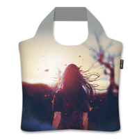 Ecozz Ecoshopper van gerecycled plastic, Sunrise