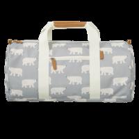 Fresk weekend tas van gerecycled plastic - Polar bear