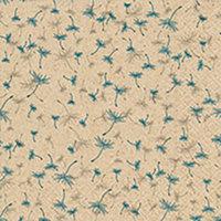 Naturals servet Dandelion Rain, 33x33cm gerecycled/ongebleekt