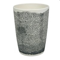 Zuperzozial Bamboe Beker Zip Cup Coral No2
