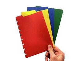 Correctbook tabbladen set