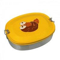 The Zoo RVS Lunch Box Sea Otter