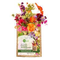 Superwaste Hang Kweektuin van gerecyclede theezakken - Vlinderbloemen