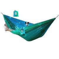 Eenpersoons Hangmat Blauw/aqua More Than Hip