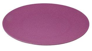 Bamboe Dinerbord Zuperzozial Large Bite Plate Fig Violet Ø27,5cm