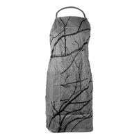 FairTrade Schort van katoen grijs/zwart