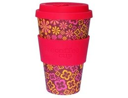 Ecoffee Cup Yeah Baby, Bamboe koffie to go beker