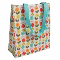Shopper van gerecycled plastic