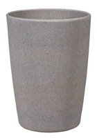 Zuperzozial Bamboe Beker Zip Cup Stone Grey