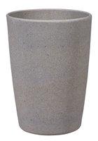 Zuperzozial Bamboe Beker Zip Cup Stone Grey