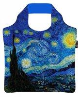 Ecozz opvouwbare shopper van rPET, Vincent van Gogh GCVG01