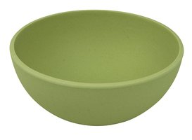 Bamboe kom van Zuperzozial Big Bowl Ø16cm Willow Green
