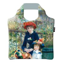 Ecozz opvouwbare shopper van rPET, Auguste Renoir