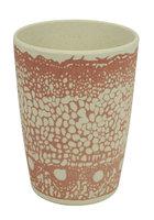 Zuperzozial Bamboe Beker Zip Cup DNA Pink