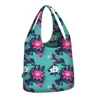 Ecozz opvouwbare shopper Little Big Bag Tropico