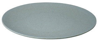 Bamboe Dinerbord Zuperzozial Large Bite Plate Powder Blue Ø27,5cm