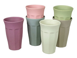Zuperzozial hoge bekerset Cupful of Colour XL Dawn