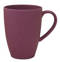 Zuperzozial Lean Back Mug Bamboe beker Fig Violet