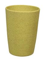 Zuperzozial Bamboe Beker Zip Cup Lemony Yellow