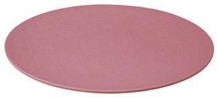 Bamboe Dinerbord Zuperzozial Large Bite Plate Lollipop Pink Ø27,5cm