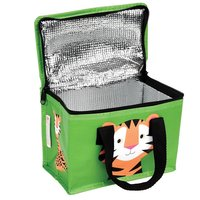Lunch Bag Cooltasje Tiger, van gerecycled PET