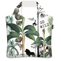 Ecozz Ecoshopper van gerecycled plastic, Jungle van Studio Onszelf.