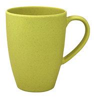 Zuperzozial Lean Back Mug Bamboe beker Lemony Yellow