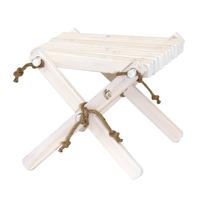 EcoFurn tafeltje Lilli, in wit geolied dennenhout