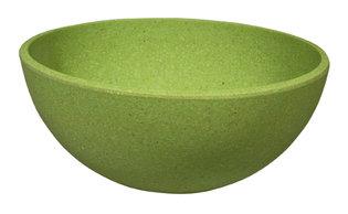 Bamboe kom van Zuperzozial Big Bowl Ø16cm Wasabi Green