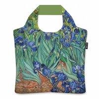 Ecozz opvouwbare shopper van rPET, Vincent van Gogh