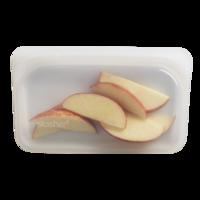 Stasher Bag Snack size White