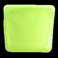 Stasher Bag Lime - Plastic vrij bewaar en kook zakje