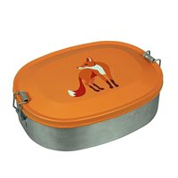 The Zoo RVS Lunch Box Fox