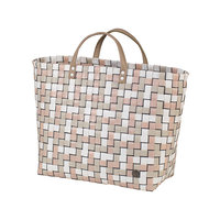 Handed By Shopper Refined Nude, 70% recycled plastic