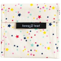 KeepLeaf Baggie Large lunchzakje Stars