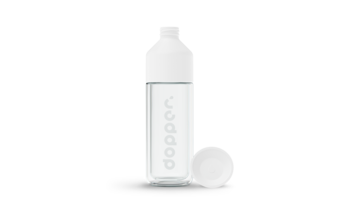 De Dopper Original waterfles Dopper Glass Insulated 450ml