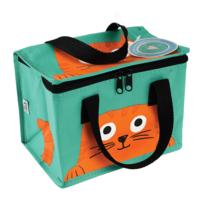 Lunch Koeltasje Chester the cat, gemaakt van gerecycled plastic
