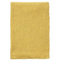 Klippan deken van Organic Cotton Basket Yellow
