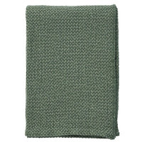 Klippan deken van Organic Cotton Basket Green