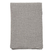 Klippan deken van Organic Cotton Basket Grey