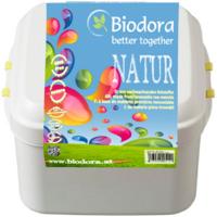 Biodora lunchbox M - witte trommel van Bioplastic