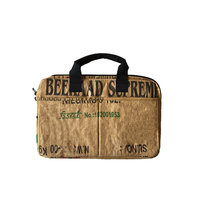 Superwaste Tea Document Bag
