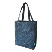 Superwaste FairTrade schoudertas, van gerecycled vilt