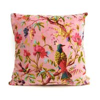 Imbarro groot sierkussen, Paradise Cushion XL Coral